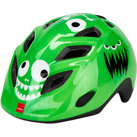 MET Elfo Casque Enfant, green monsters